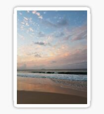 Sky Mooloolaba Beach Set Sticker