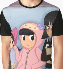 The Belcher Kids x Sanrio Graphic T-Shirt