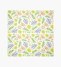 Flowery Pattern Scarf