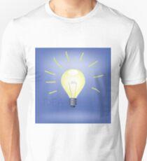 idea bulb Unisex T-Shirt