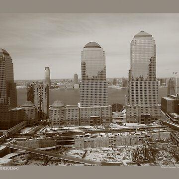 Ground Zero - The Rebuilding by dmarciniszyn