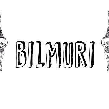 Bilmuri Band Logo by fallingfar