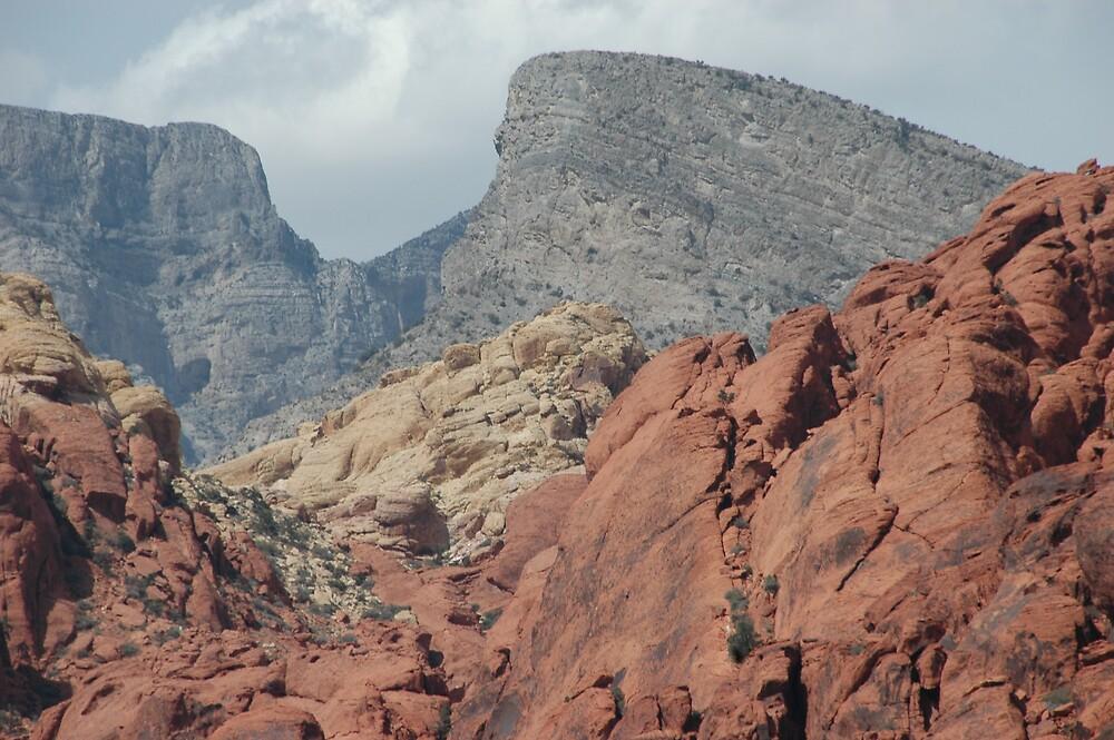 Las Vegas - RED ROCK CANYON   (2) by bertspix