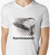 Hammooond! Men's V-Neck T-Shirt