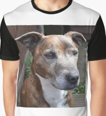 staffy Graphic T-Shirt
