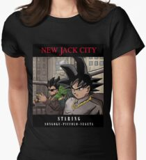New Jack City Women's Fitted T-Shirt