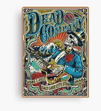 Dead and company June 7 2017 Salt Lake City USANA Amphitheatre  Canvas Print