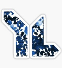 younlife yl floral Sticker