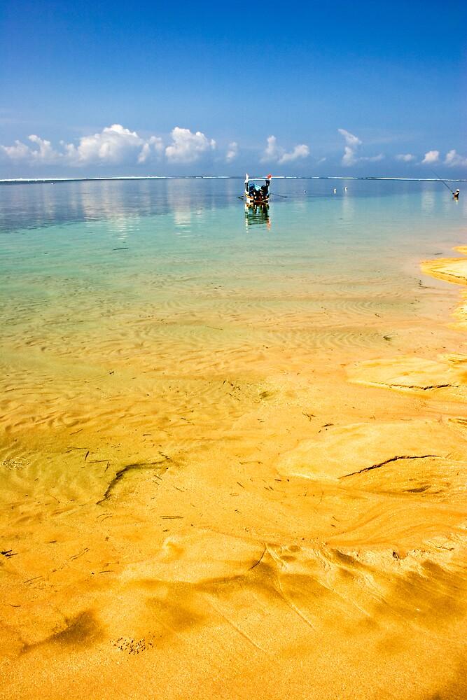 Nusa Dua Beach by Matt Koenig