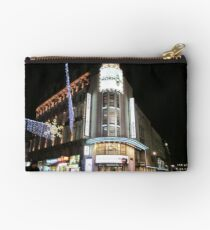 Leicester Square At Night   Studio Pouch