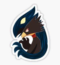 Tokoyami - Dark Shadow Sticker Sticker