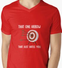 That One Arrow That Just Hates You - Funny Archery Archer Target Sport Gift T-Shirt