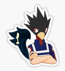 Timid Dark Shadow Sticker