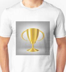 golden cup Unisex T-Shirt