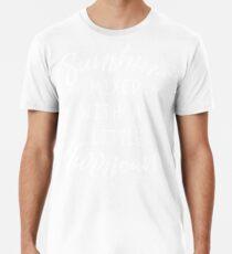 SONNENSCHEIN MIT EINEM KLEINEN HURRICANE GEMISCHT Männer Premium T-Shirts