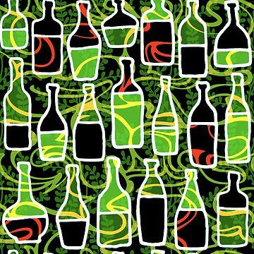 Happy Bottles by umkarasu