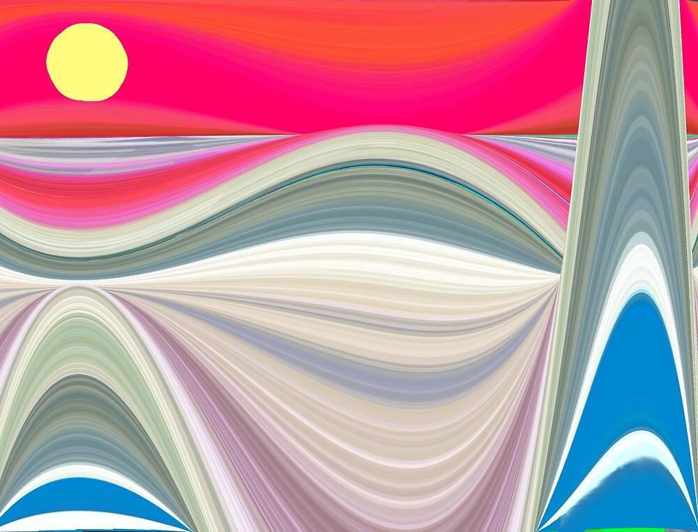 The Horizon by Suparna Sengupta