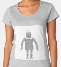 robot icon Women's Premium T-Shirt