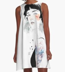 MIRACLE A-Line Dress
