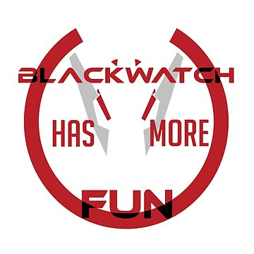Blackwatch Has More Fun by teraphic