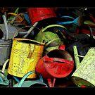 Jazz Cans by John M Keogh