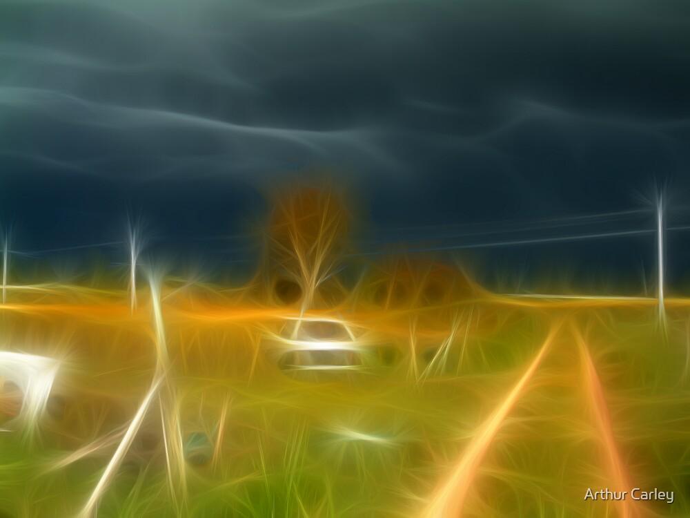 Dark Stormy Day by Arthur Carley