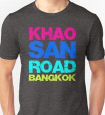 Khao San Road Bangkok Thailand T-Shirt