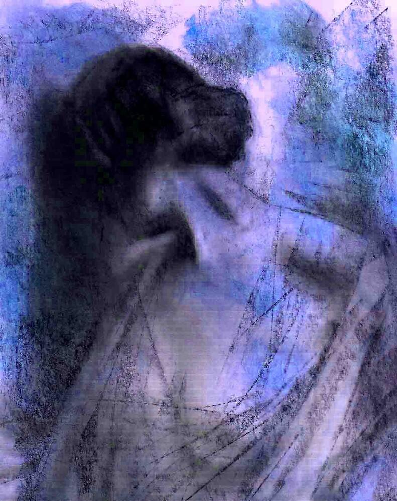 Blue Melancholy by cliffwarner