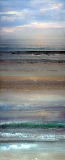 Rolling Waves by Charissa May Borroff
