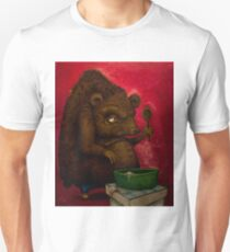 Who the Funk ate my Porridge (oiloncanvas) Unisex T-Shirt