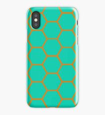 Sour Hexagon iPhone Case/Skin