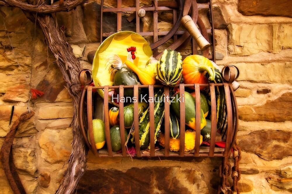 1179 Fruit Basket by Hans Kawitzki
