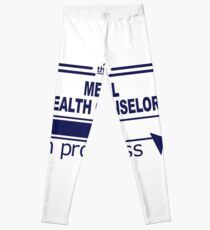 MENTAL HEALTH COUNSELOR Leggings