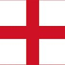 English Flag Products by Mark Podger