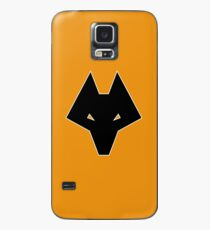 Wolves Head Case/Skin for Samsung Galaxy