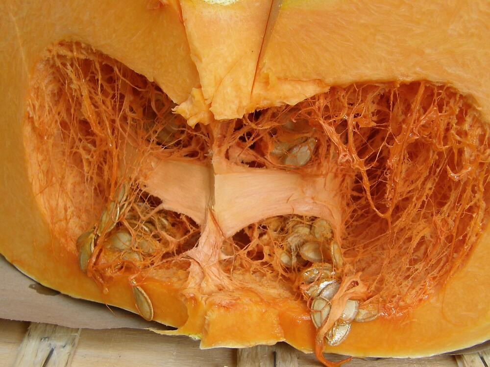 Menacing pumpkin by jay12