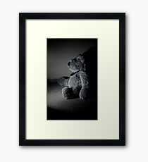 Lonely? Framed Print