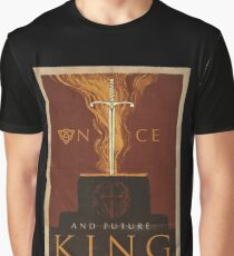 Once and Future King Graphic T-Shirt
