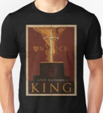 Once and Future King Unisex T-Shirt