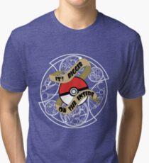 It's Bigger on The Inside Tri-blend T-Shirt