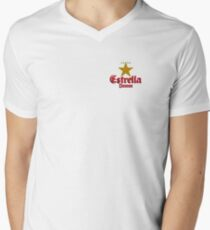 Estrella Men's V-Neck T-Shirt