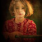 beautiful child by Clare Colins