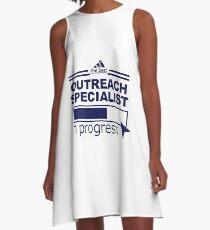 OUTREACH SPECIALIST A-Line Dress