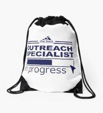 OUTREACH SPECIALIST Drawstring Bag