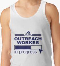 OUTREACH WORKER Tank Top