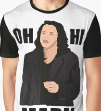 The Room - Oh Hi Mark Graphic T-Shirt