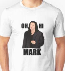 The Room - Oh Hi Mark Unisex T-Shirt