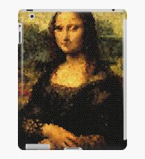 Gioconda Glass iPad Case/Skin