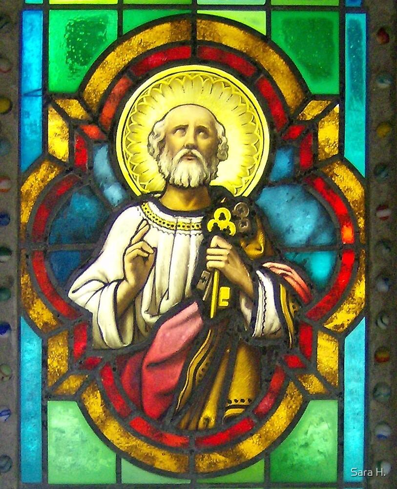 Saint Peter by Sara H.