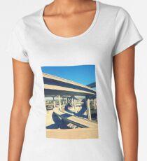 LA Freeway Women's Premium T-Shirt